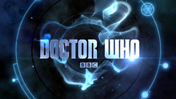 More current logo of BBC series Doctor Who from wikipedia.org